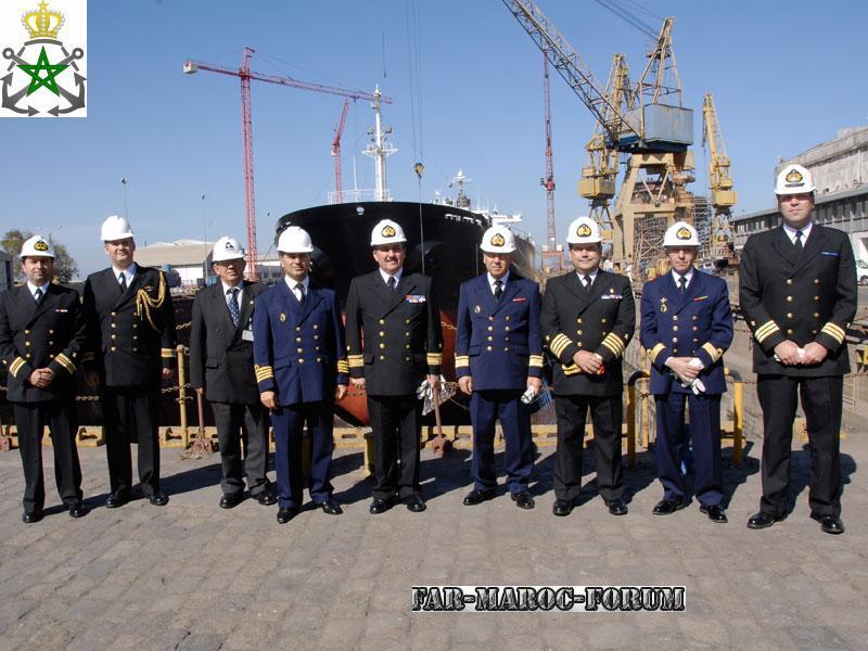 Marins et infanterie de Marine / Royal Moroccan Marines and Sailors Visita10