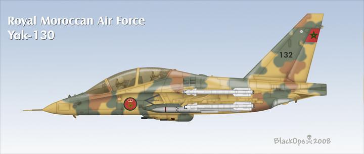 FRA: Photos avions d'entrainement et anti insurrection - Page 3 Yak-1311