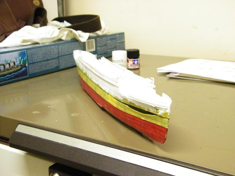 Titanic Revell 1/400ème 100_0511