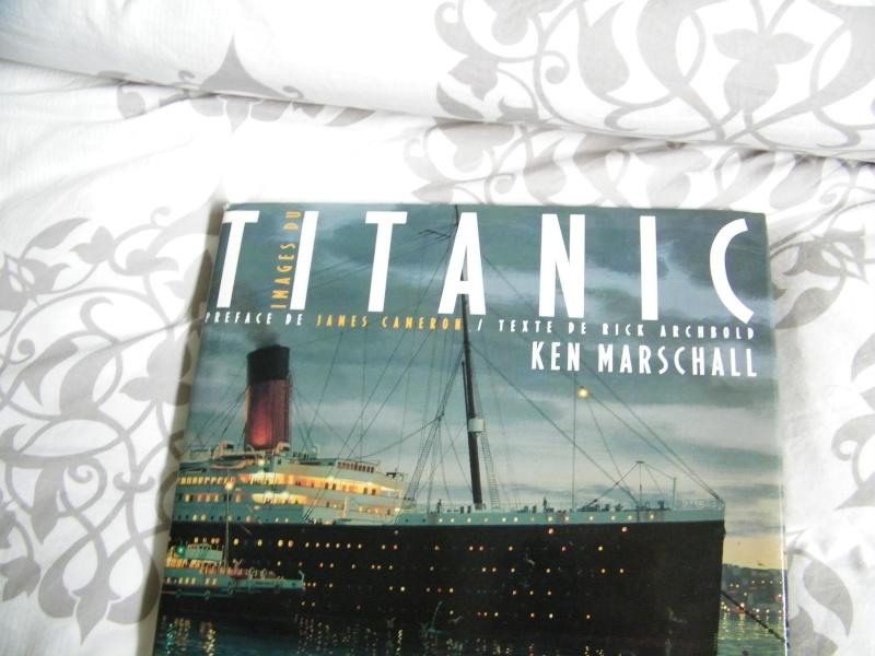 Titanic Revell 1/400ème 100_0512