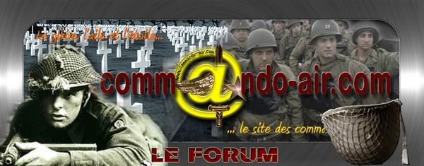 Amicale des Commandos Parachutistes de l'Air - AGCPFCA. Bannia12