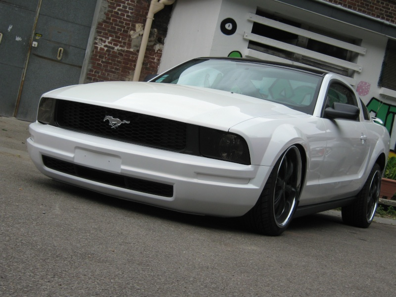 FORD MUTANG BY SEB AUTO Factur84