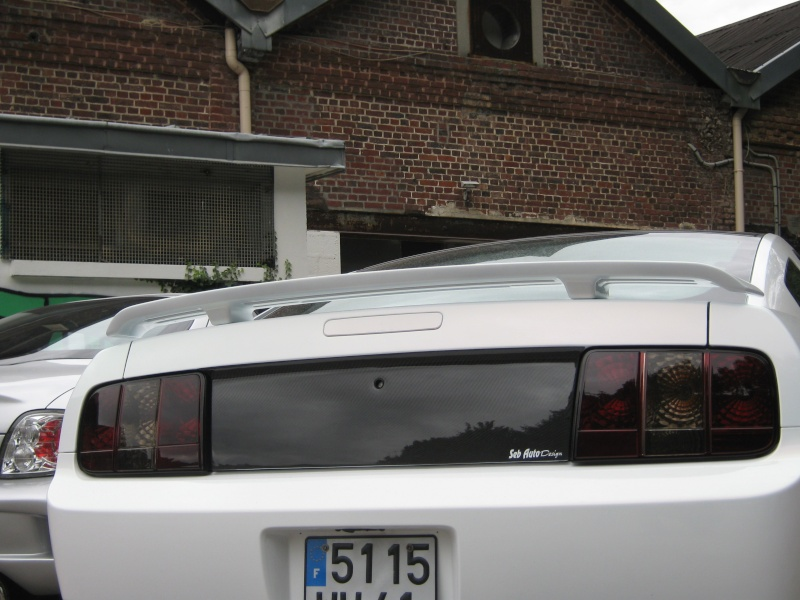 FORD MUTANG BY SEB AUTO Factur95