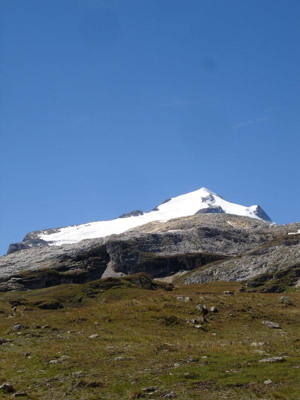 Val Claret - Col de Fresse - Crêtes - Lavachet Dsc03410