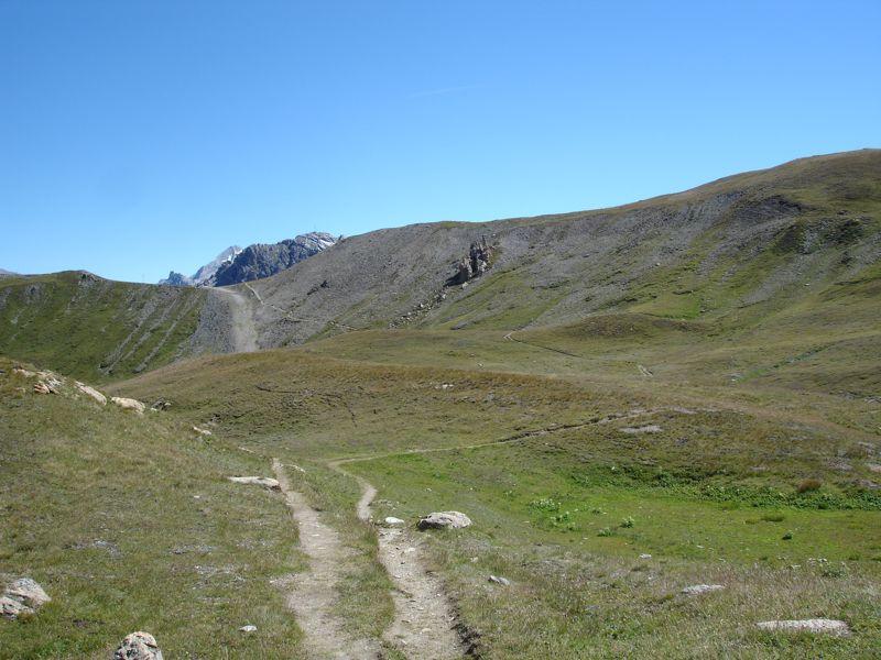 Val Claret - Col de Fresse - Crêtes - Lavachet Dsc03411