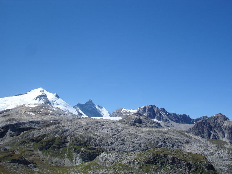 Val Claret - Col de Fresse - Crêtes - Lavachet Dsc03415