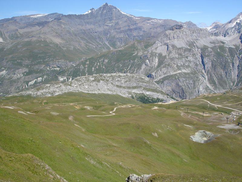 Val Claret - Col de Fresse - Crêtes - Lavachet Dsc03418