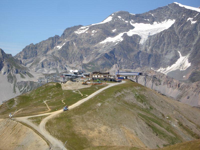 Val Claret - Col de Fresse - Crêtes - Lavachet Dsc03419