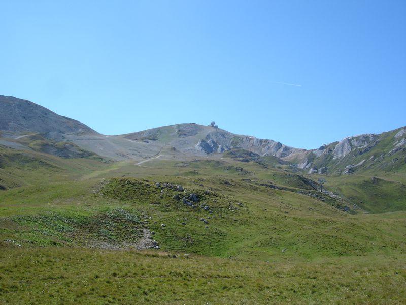 Val Claret - Col de Fresse - Crêtes - Lavachet Dsc03510