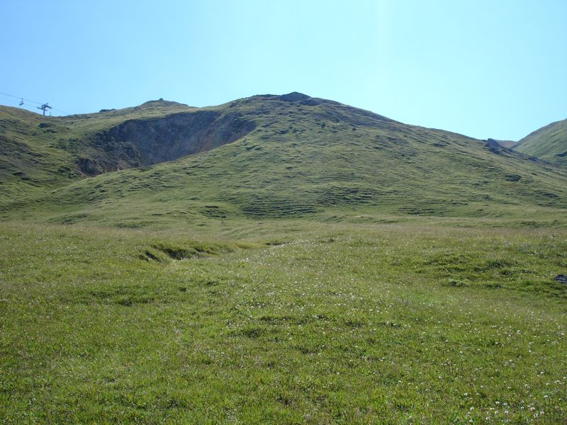 Val Claret - Col de Fresse - Crêtes - Lavachet Dsc03513