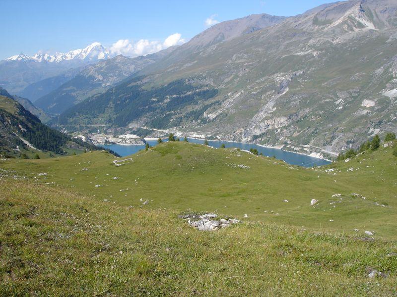 Val Claret - Col de Fresse - Crêtes - Lavachet Dsc03514