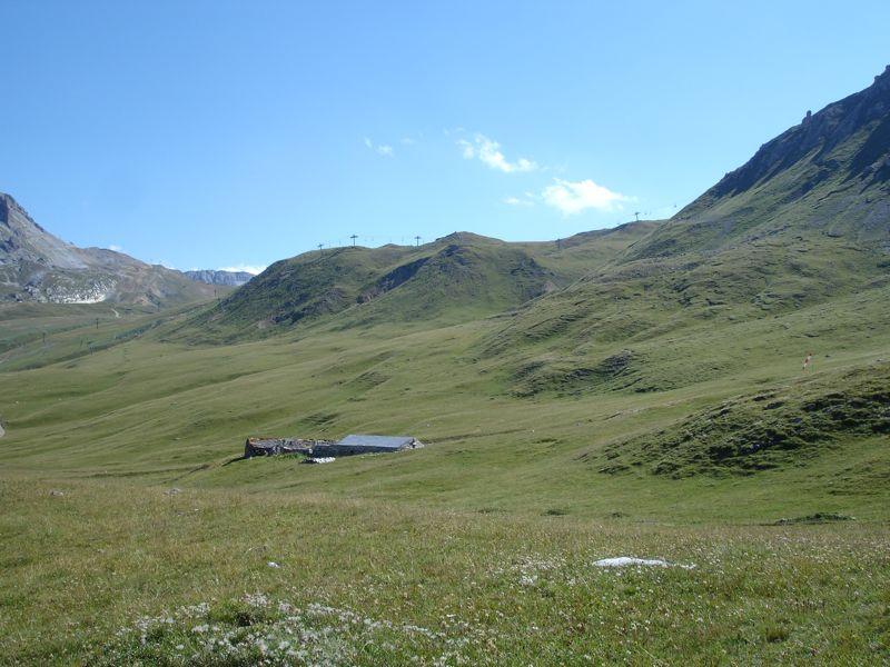Val Claret - Col de Fresse - Crêtes - Lavachet Dsc03515