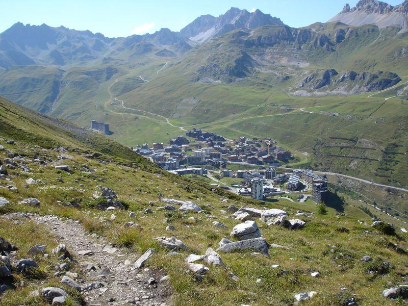 Val Claret - Col de Fresse - Crêtes - Lavachet Dsc03517