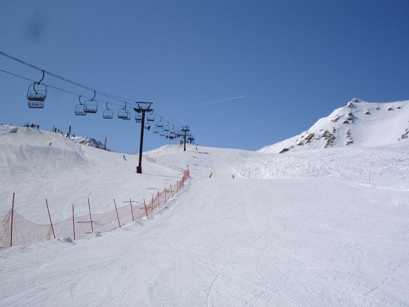 [Val d'Isère] Données sur les pistes Dsc03816
