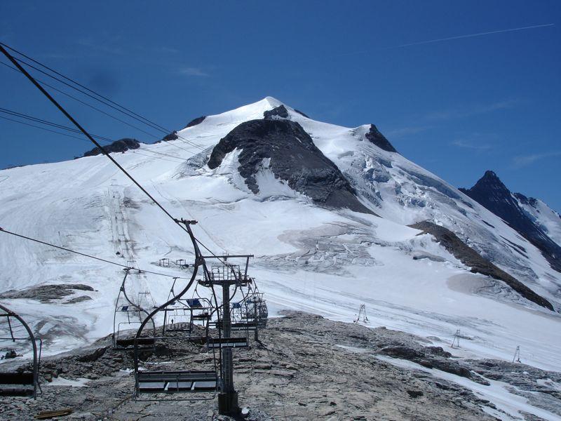 [Tignes]L'avenir du glacier de Grande-Motte Dsc04023