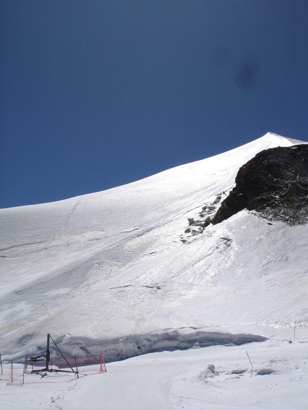 [Tignes]L'avenir du glacier de Grande-Motte Dsc04026