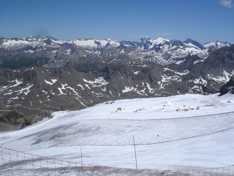 [Tignes]L'avenir du glacier de Grande-Motte Dsc04028