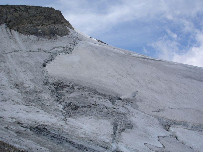 [Tignes]L'avenir du glacier de Grande-Motte - Page 2 Dsc04411