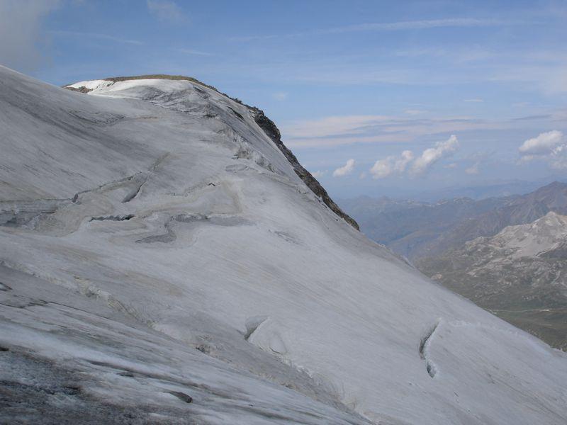 [Tignes]L'avenir du glacier de Grande-Motte - Page 2 Dsc04413