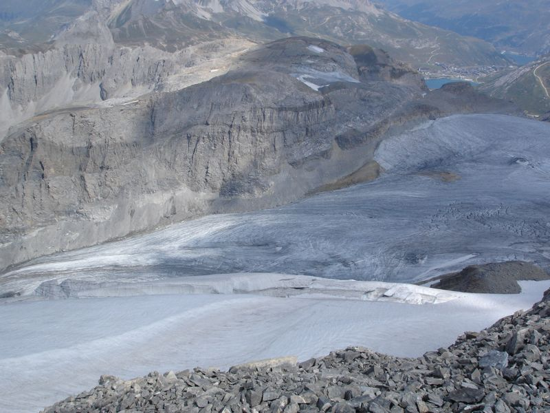 [Tignes]L'avenir du glacier de Grande-Motte - Page 2 Dsc04415