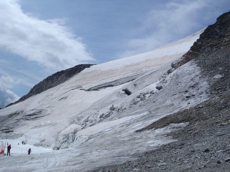 [Tignes]L'avenir du glacier de Grande-Motte - Page 2 Dsc04417