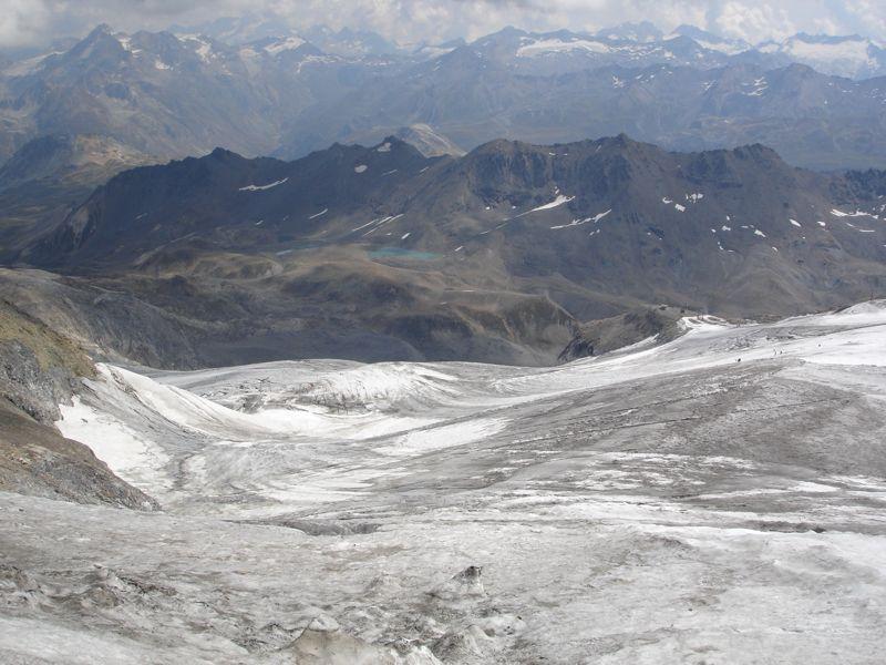 [Tignes]L'avenir du glacier de Grande-Motte - Page 2 Dsc04422