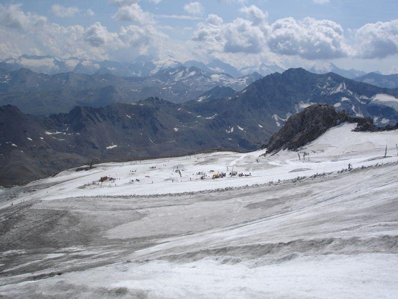 [Tignes]L'avenir du glacier de Grande-Motte - Page 2 Dsc04423
