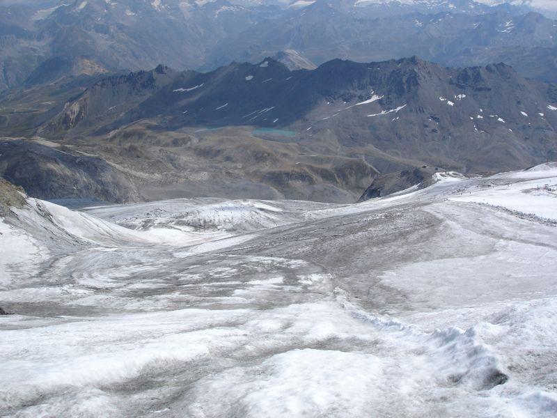[Tignes]L'avenir du glacier de Grande-Motte - Page 2 Dsc04424