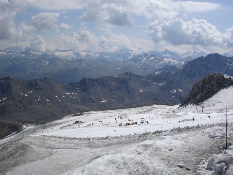 [Tignes]L'avenir du glacier de Grande-Motte - Page 2 Dsc04425