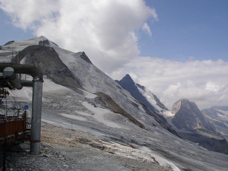 [Tignes]L'avenir du glacier de Grande-Motte - Page 2 Dsc04426