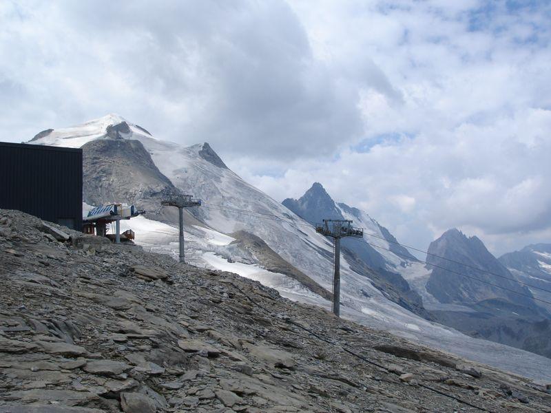 [Tignes]L'avenir du glacier de Grande-Motte - Page 2 Dsc04428