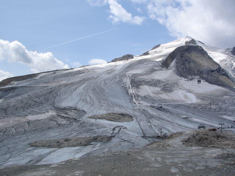 [Tignes]L'avenir du glacier de Grande-Motte - Page 2 Dsc04429