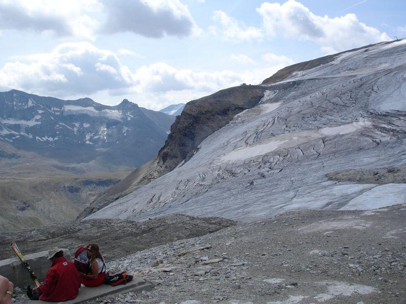 [Tignes]L'avenir du glacier de Grande-Motte - Page 2 Dsc04430