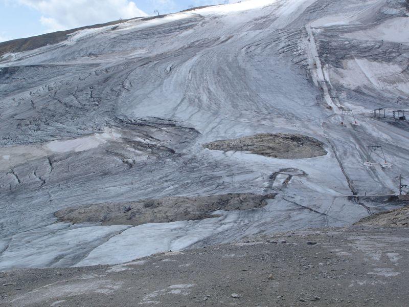 [Tignes]L'avenir du glacier de Grande-Motte - Page 2 Dsc04431
