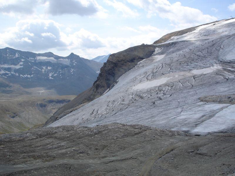 [Tignes]L'avenir du glacier de Grande-Motte - Page 2 Dsc04433