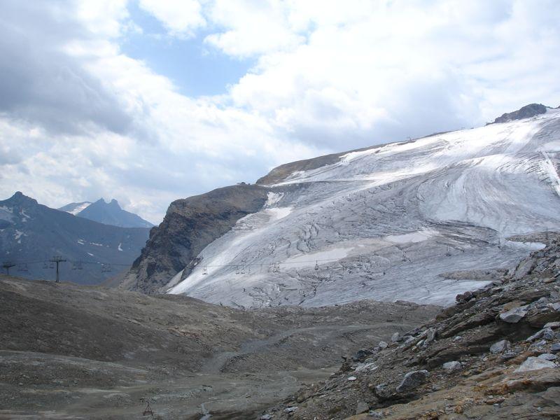 [Tignes]L'avenir du glacier de Grande-Motte - Page 2 Dsc04434