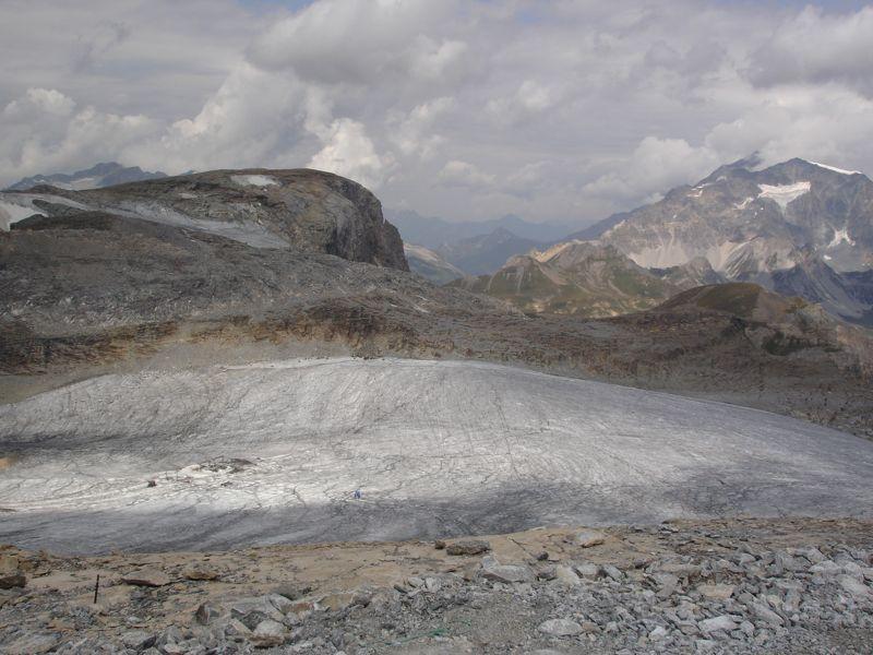 [Tignes]L'avenir du glacier de Grande-Motte - Page 2 Dsc04435