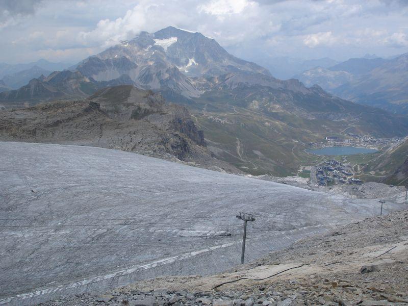 [Tignes]L'avenir du glacier de Grande-Motte - Page 2 Dsc04437