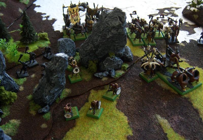 beastmen - Warhammer Beastmen Army Beastm11