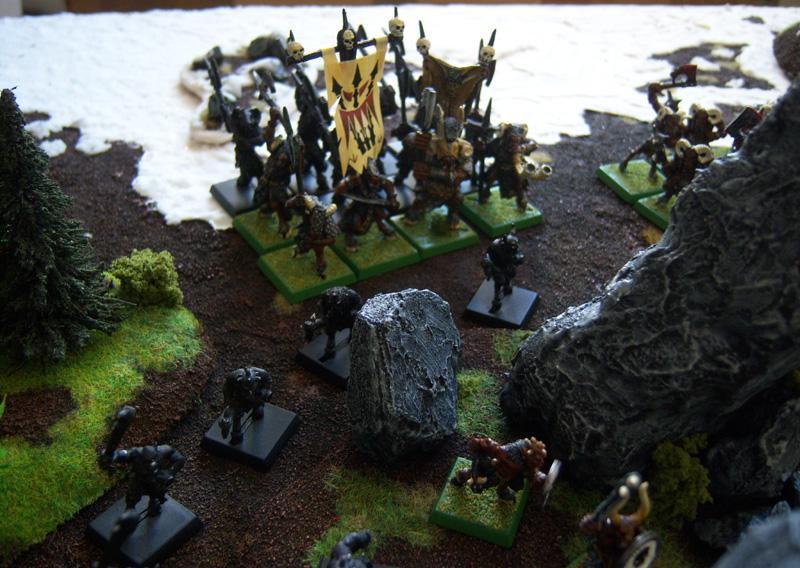 beastmen - Warhammer Beastmen Army Beastm12