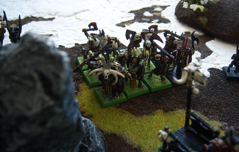 beastmen - Warhammer Beastmen Army Beastm13