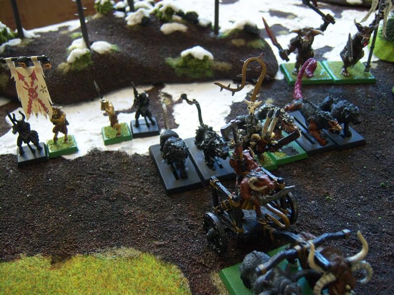 beastmen - Warhammer Beastmen Army Beastm14
