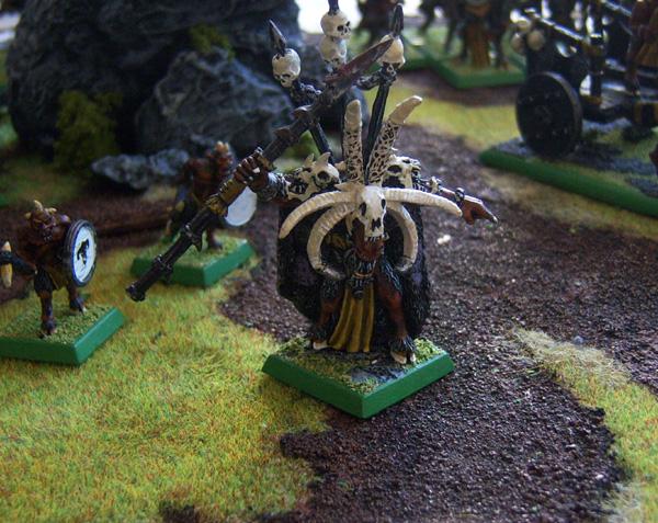 beastmen - Warhammer Beastmen Army Beastm15
