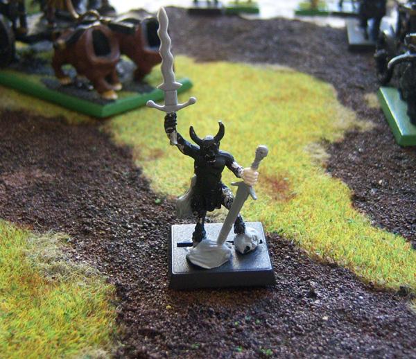 beastmen - Warhammer Beastmen Army Beastm16