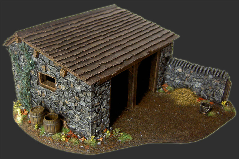 The Free City of Gierburg - Board & Scenery Stable11