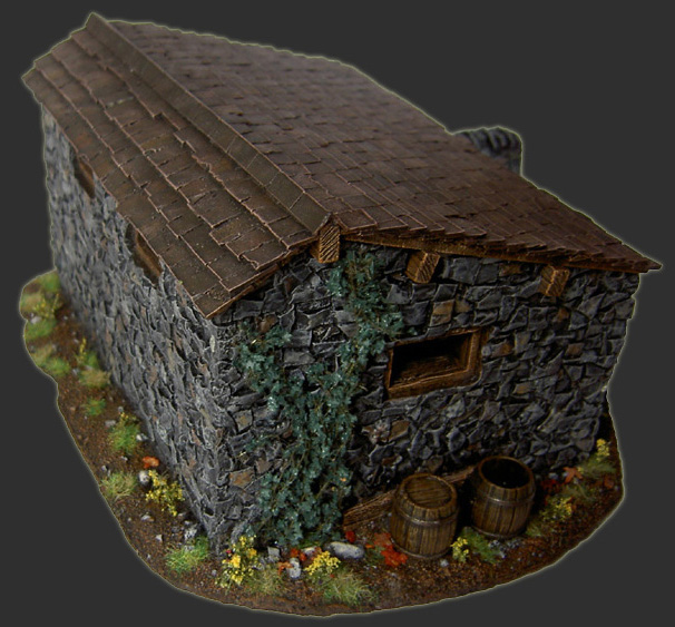 The Free City of Gierburg - Board & Scenery Stable13