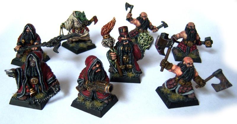 Black Dwarf warband Warban10