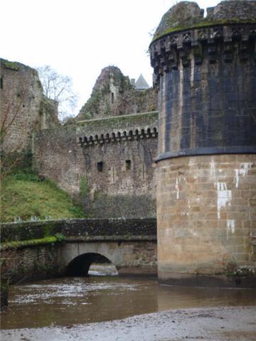 Le château de Fougères 110