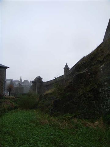 Le château de Fougères 810