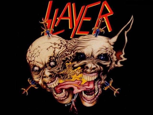 differents Artwork Slayer14
